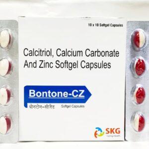 BONTONE-CZ CAP