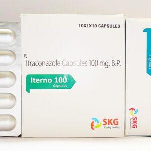 ITERNO-100 CAP