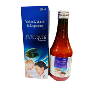 BONTONE SYP | Pediatric Syrup For Pharma Franchise in India