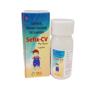 SEFIX-CV DRY SYP | Buy Dry Syrup Online | PCD Pharma Franchise