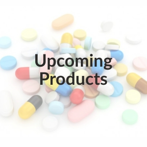 upcoming products