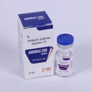 AMIMAC 250 INJ
